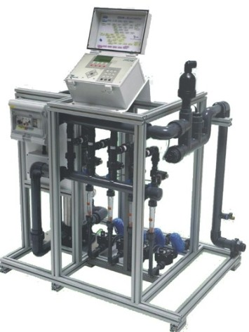Fertigation Machine
